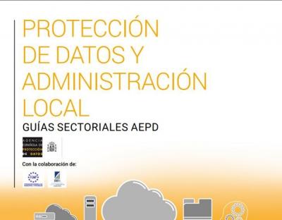 Protección de datos en la administración local