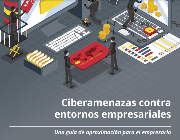 ciberamenazas entornos empresariales