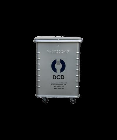 Contenedor de 70 litros exclusivo DCD