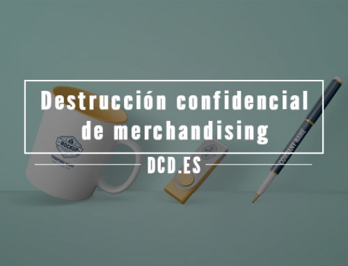 Destrucción de merchandising