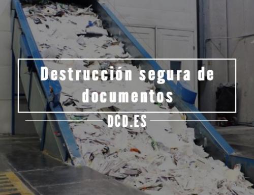 Destrucción segura de documentos: buena para tu negocio y para el medio ambiente
