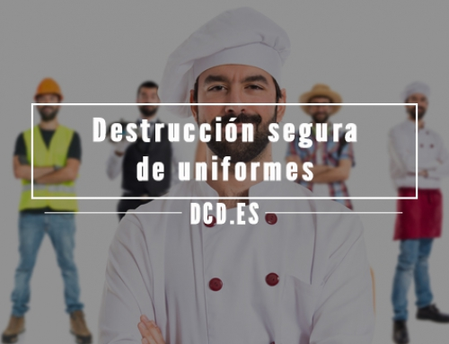 Claves por las que debes destruir los uniformes de tu negocio