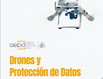 Guía drones y protección de datos