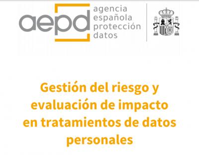 Gestión del riesgo y evaluación de impacto en tratamiento de datos personales