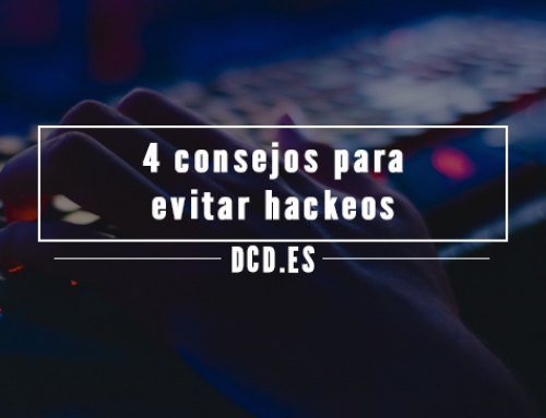 4 consejos para evitar hackeos