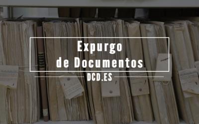 Expurgo de documentos