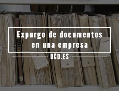 ¿Por qué llevar a cabo un expurgo de documentos en una empresa?