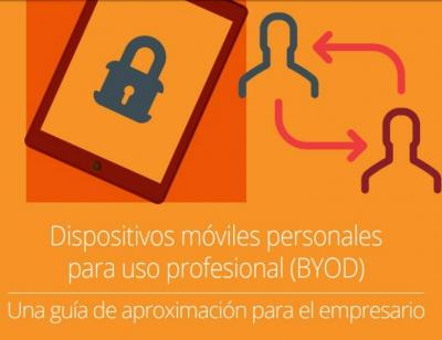 Dispositivos móviles personales para uso profesional