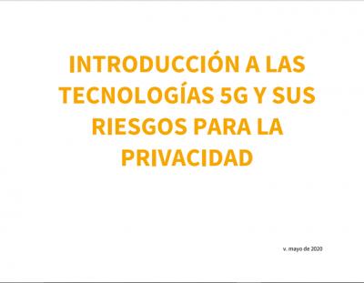5G y privacidad
