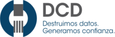 DCD-Destrucción confidencial de datos y documentos Logo