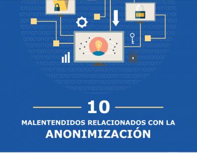 MALENTENDIDOS ANONIMIZACIÓN