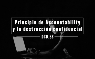 Principio de Accountability
