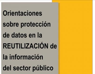 Reutilización de datos personales