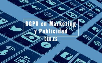 RGPD en marketing y publicidad