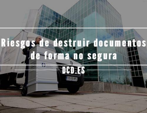 Riesgos de destruir documentos sin contratar una empresa de destrucción de documentos