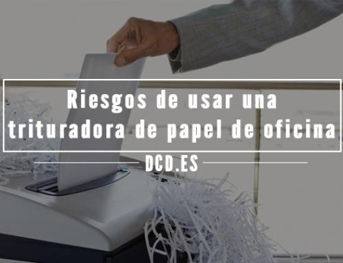 El riesgo de usar destructoras de papel para la destrucción confidencial