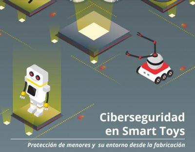 Ciberseguridad en Smart Toys