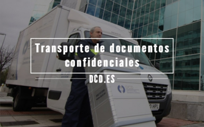 Transporte de documentos confidenciales