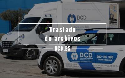 Servicio de traslado de archivos